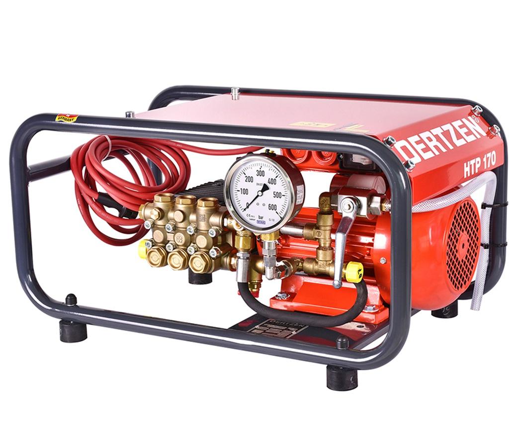 Oertzen Elektrikli Su Test Pompası [145 bar]