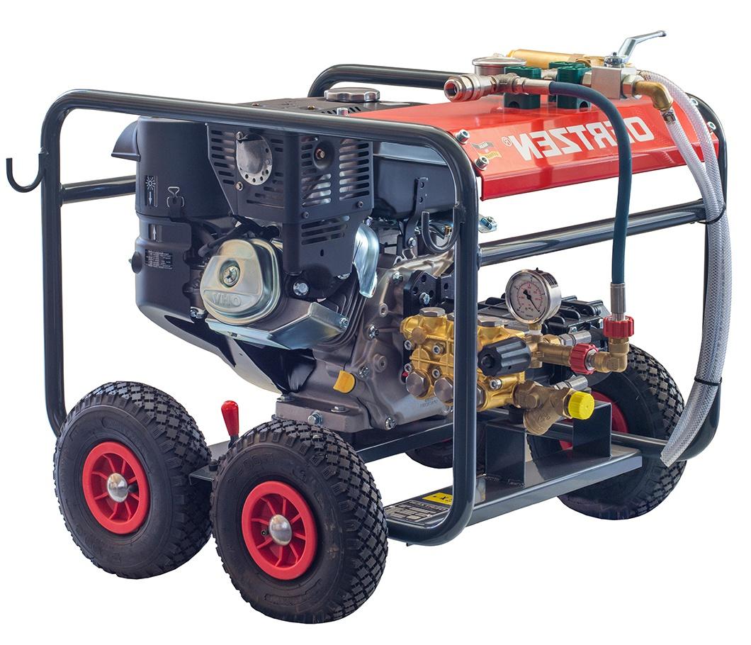 Oertzen Benzin Motorlu Hidrostatik Test Pompası [250 bar]