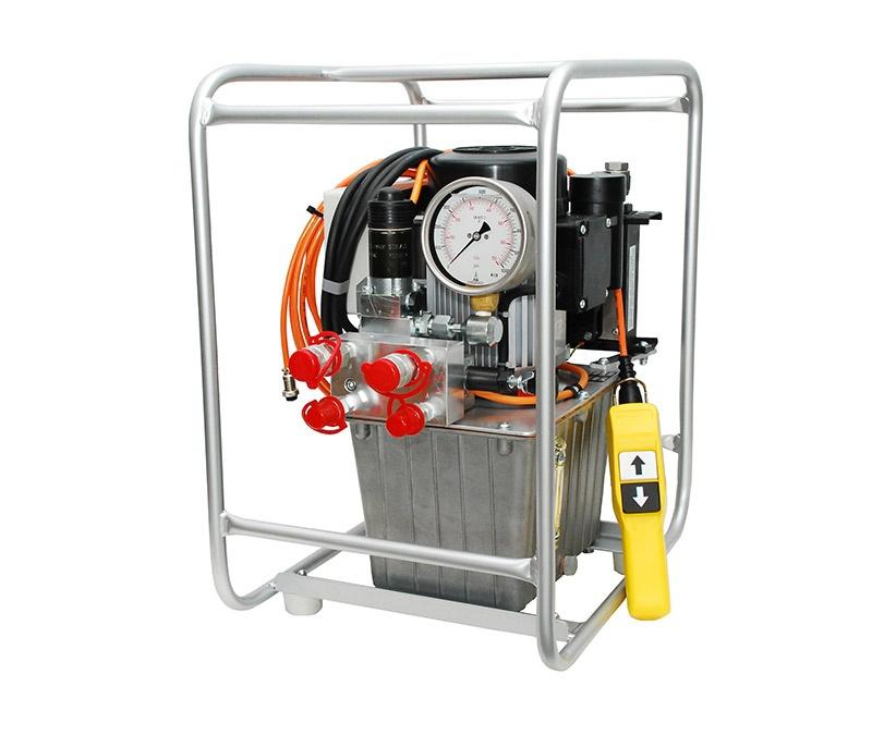 Dahlmann Elektrikli Hidrolik Tork Pompaları [800 bar]