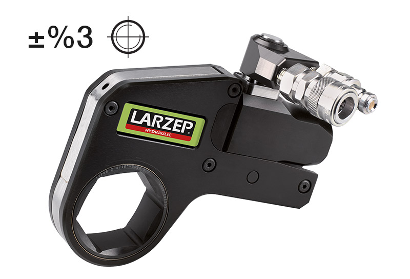 Larzep LX Serisi Kasetli Hidrolik Tork Anahtarı [270 – 47.450 Nm]