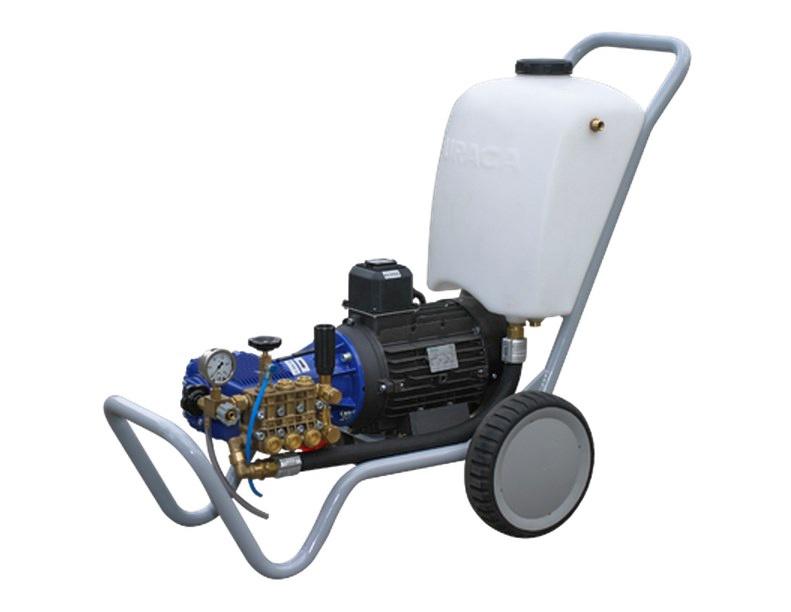 Uraca Benzin Motorlu Hidrostatik Test Pompası [200 bar]