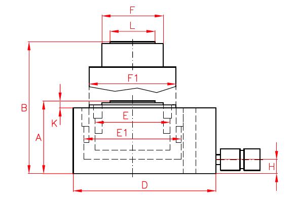 Larzep SLX Serisi Teleskopik Yaprak Krikolar [ 4 – 75 Ton ]