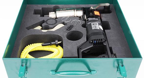 Juwel Elektrikli Tork Anahtarı Ağır İş Seri Açılı Tip ±%3.5 [ 360 – 12.000 N.m ]