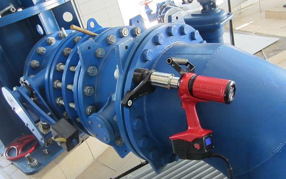 Norbar Elektrikli Tork Anahtarı Standart Tip Evotorque ±%3 [ 100 – 7.000 N.m ]