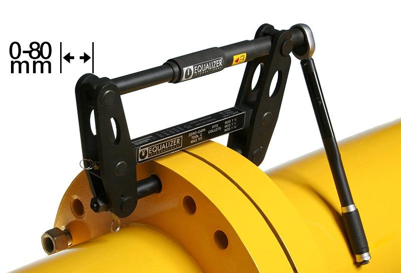 Equalizer Sıfır Boşluk Mekanik Flanş Ayırıcı SG6TM [6 Ton - 80 mm]