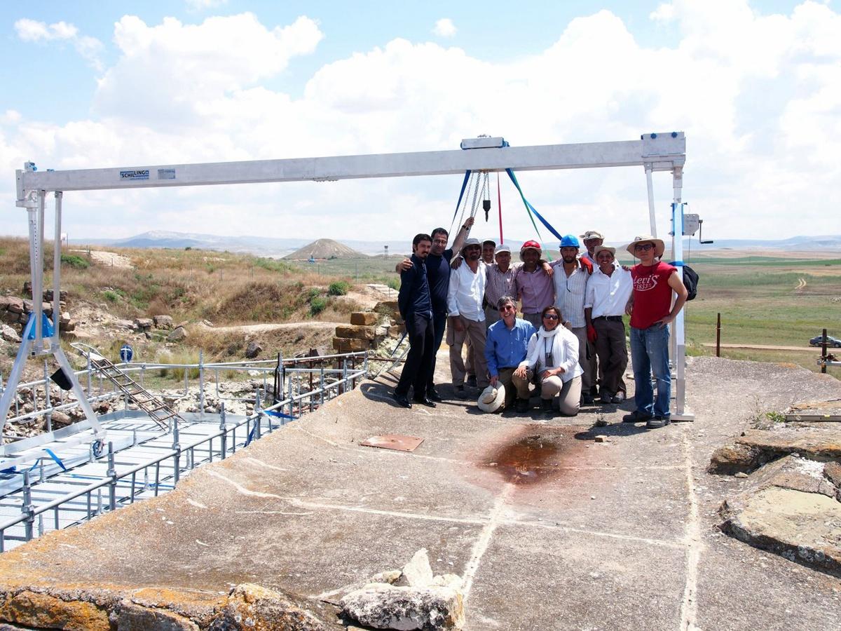 Schilling Özel İmalat Alüminyum Köprü Vinçler [3 ton]