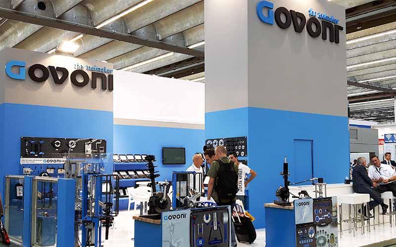 Hidrolik Enjektör Çektirme Üniversal Model Govoni-Italya [ Hidrolik Piston - 12 ton ]