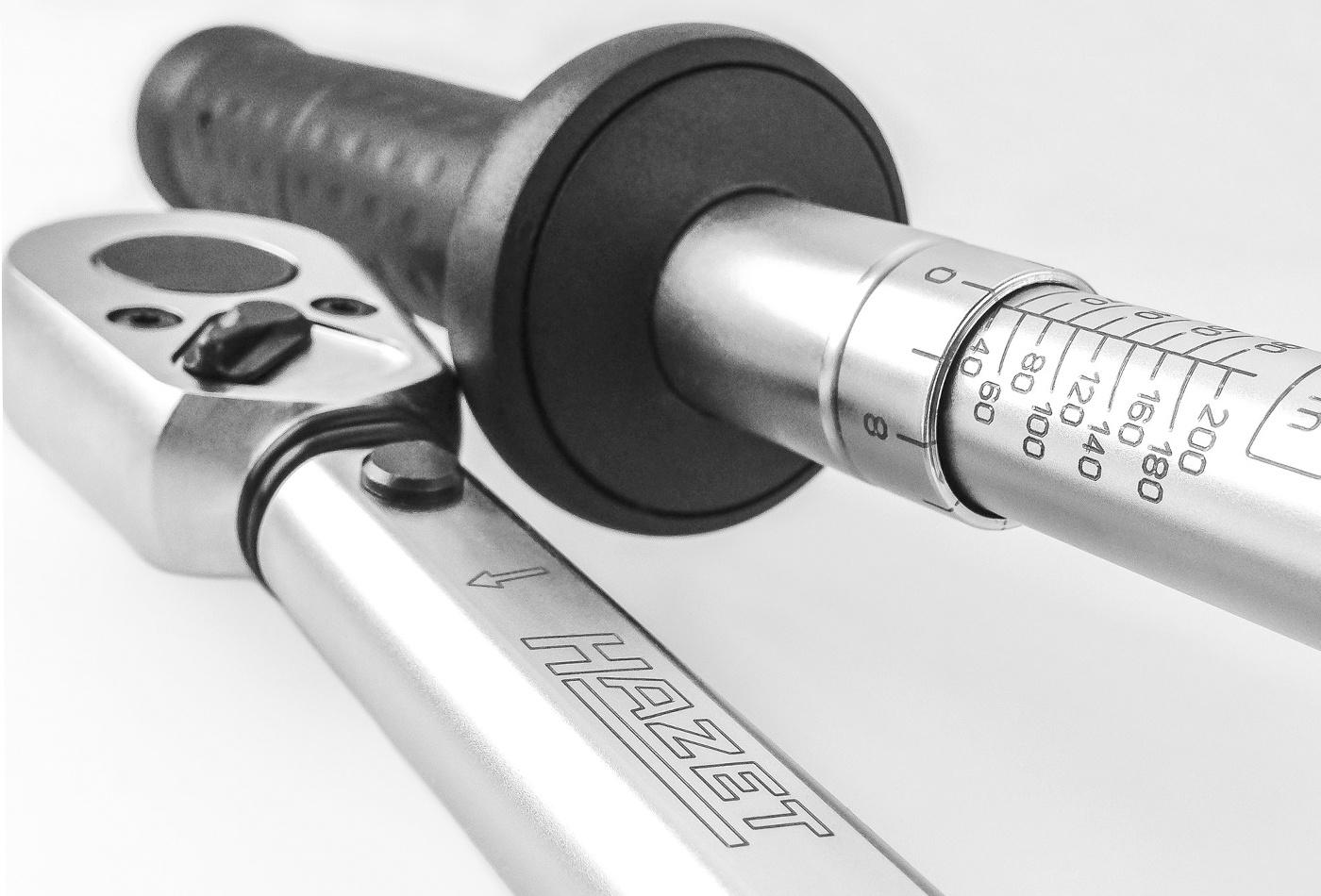 Hazet Tork Anahtarları Sistem 6000 1CT/2CT ±%2 [ 1 - 800 N.m ]