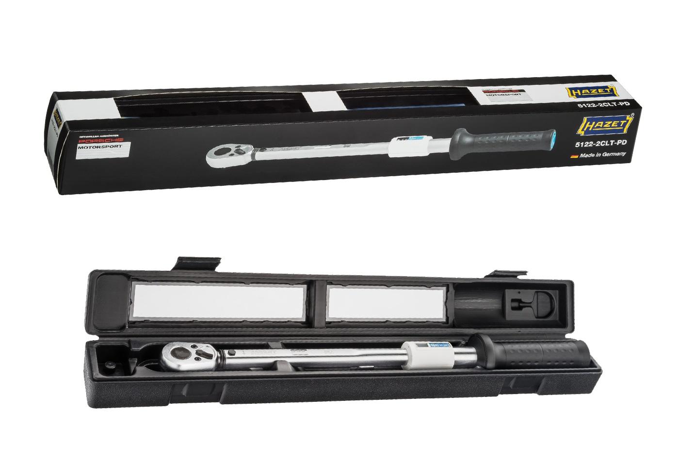 Hazet Tork Anahtarları Sistem 5000 2CLT ±%4 [ 20 - 320 N.m ]