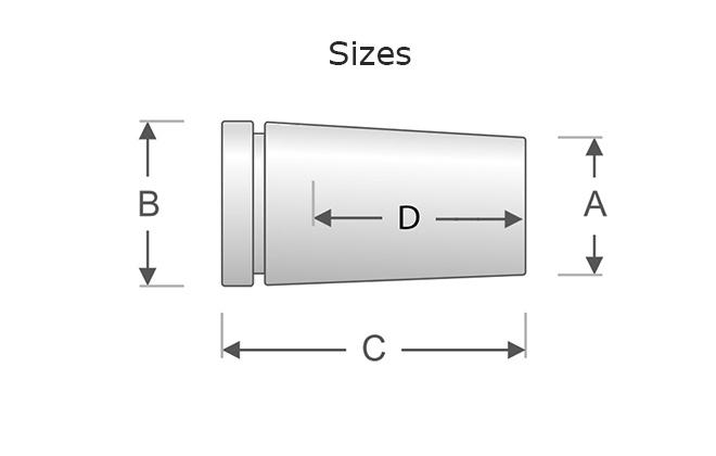 Tulex Havalı Ağır Lokmalar [12-56 mm]