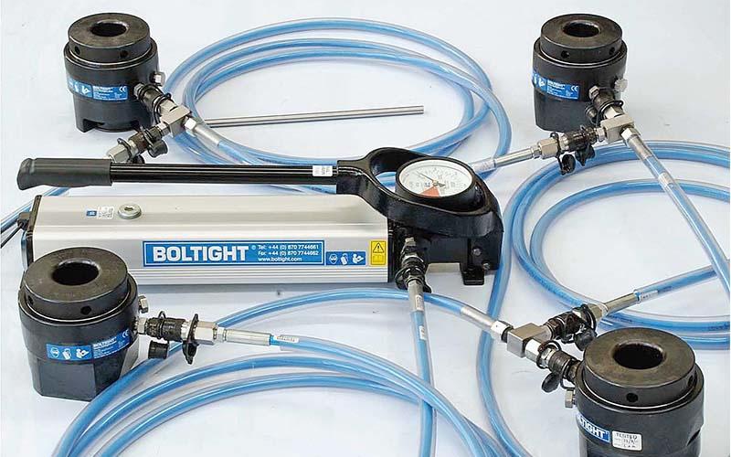 Boltight Yay Dönüşlü Hidrolik Sa