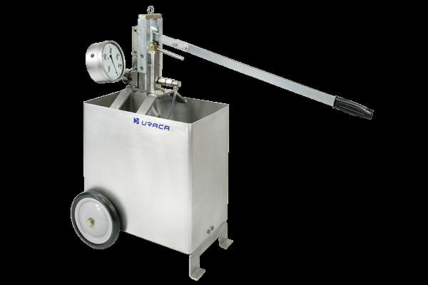 Uraca Su Test Pompası [3000 bar]