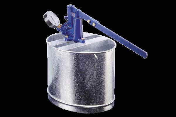 Uraca Su Test Pompası [100 bar]