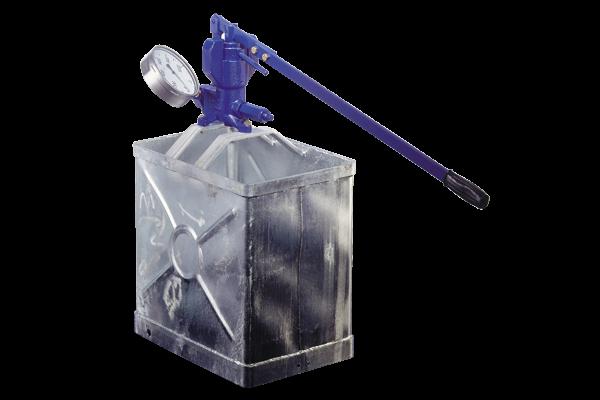 Uraca Su Test Pompası [1000 bar]