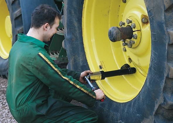 Norbar HT4 Yassı Tip Mekanik Tork Artırıcılar [ 3000 - 4500 Nm ]