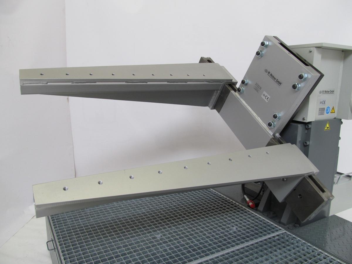 Weitner Motor - Şanzıman Adaptörü[2500 Kg]