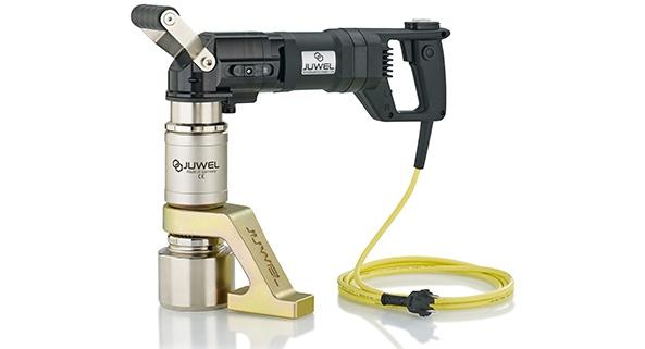 Juwel Elektrikli Tork Anahtarı Standart Seri Açılı Tip ±%3.5 [ 150 – 10.000 N.m ]