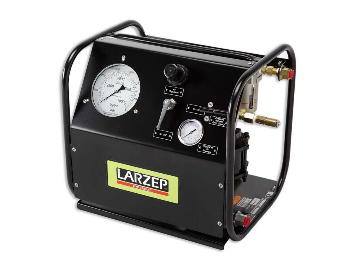 Larzep HAP Serisi Hidrostatik Test Pompası [ 70 - 2.900 Bar ]