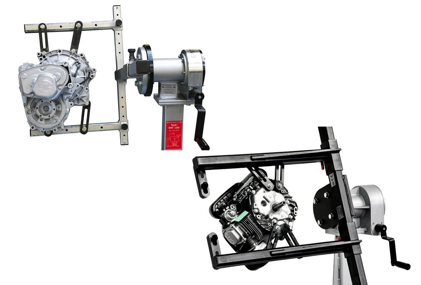 Weitner Şanzıman Bağlama Adaptörü [120 kg]