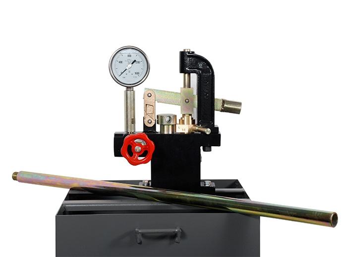 Binda Hidrostatik Su Test Pompası [1000 bar]