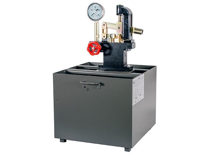 Binda Hidrostatik Su Test Pompası [500 bar]