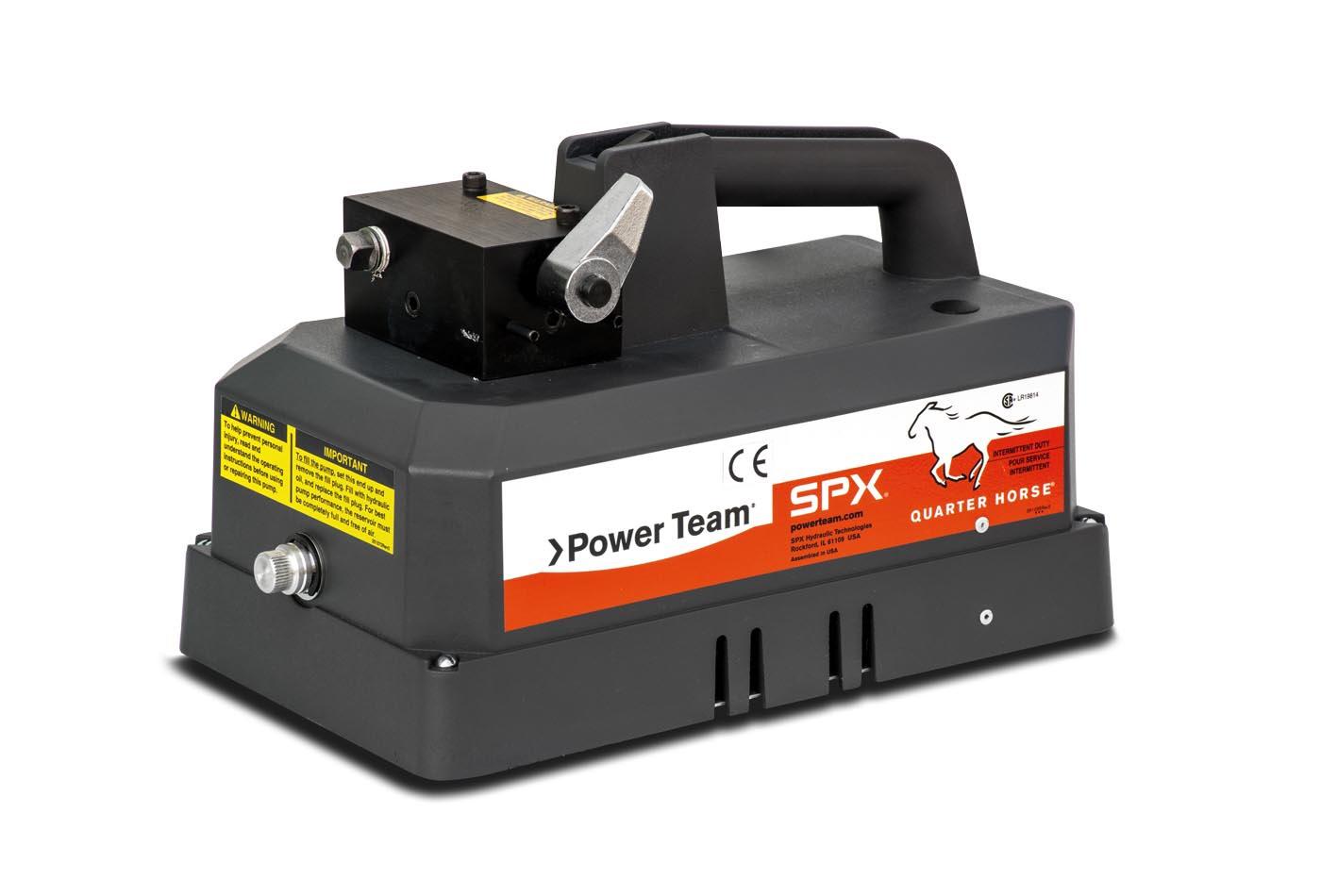 SPX Mini PE102 Serisi Hidrolik Güç Üniteleri [ 700 bar ]