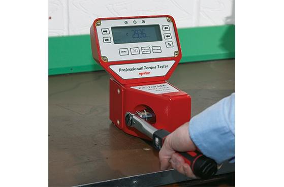 Norbar Pro-Test Tork Anahtarı Ölçüm Doğrulama Test Cihazı [ 1.2 - 1500 Nm ]