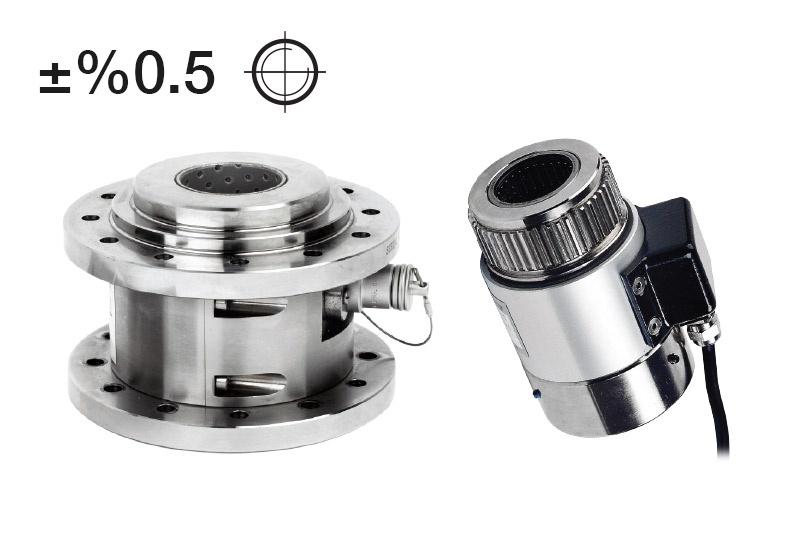 Norbar Silindirik Annular Tork Sensörleri [270 Nm - 300000 Nm]