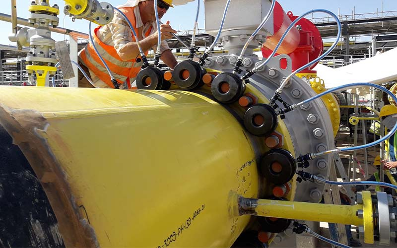 Boltight Nord-Lock Yük Dönüşlü Hidrolik Saplama Gerdirmeler [ T0 - 1500 bar ]
