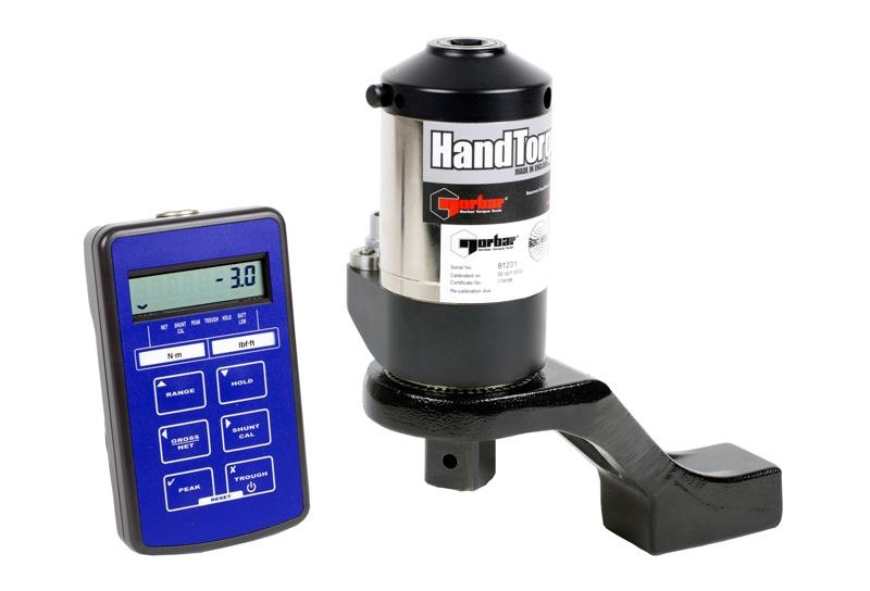 Norbar Tork Sensörlü Mekanik Tork Test Cihazı [ 400 - 2000 Nm ]