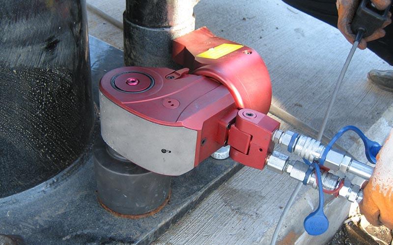 Torc-Tech Hidrolik Tork Anahtarı Lokmalı Tip - S Serisi [ 170 – 37.000 N.m ]