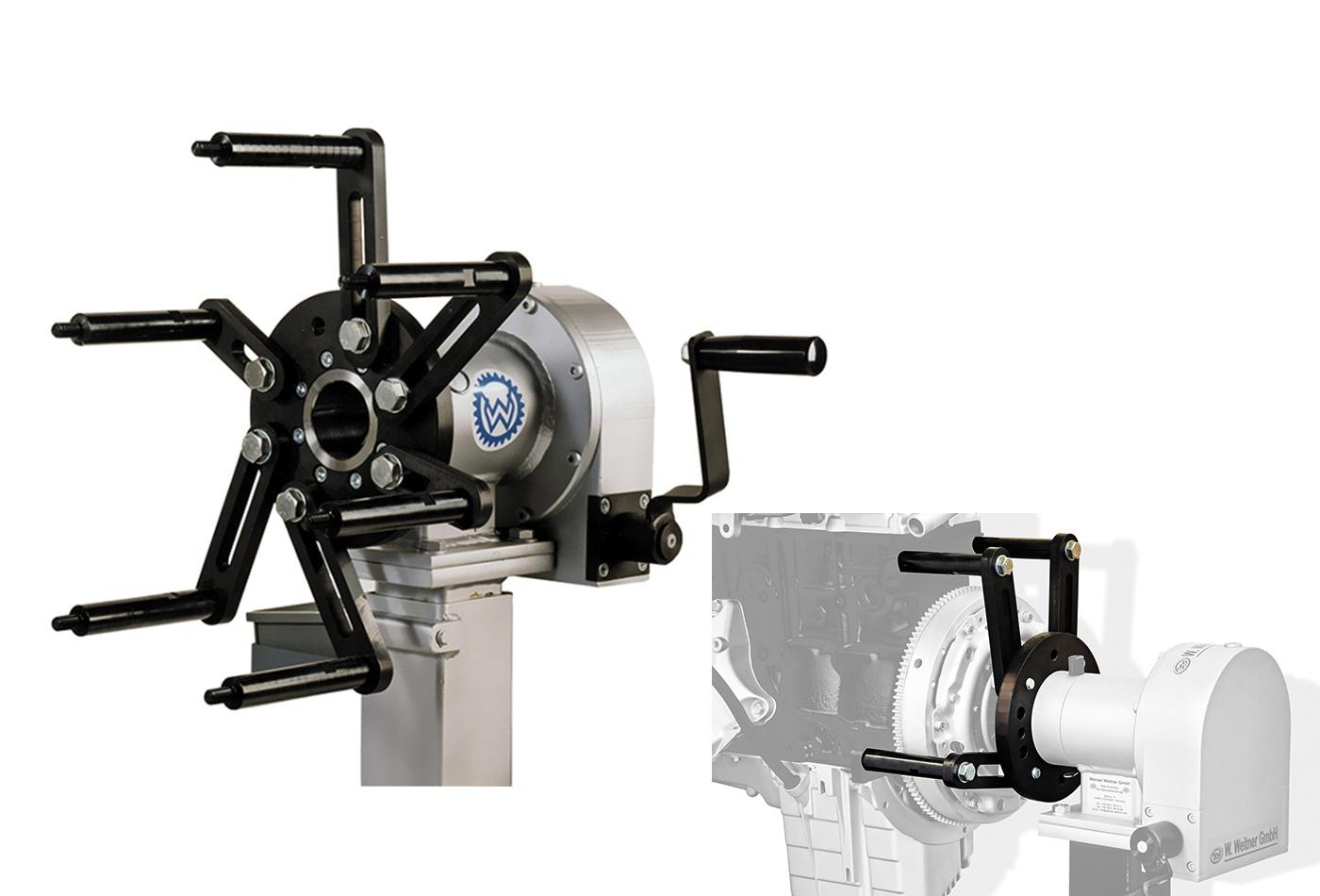 Weitner Motor - Şanzıman Adaptörü [1200 Kg]