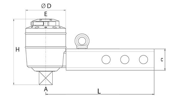 Walter Yassı Tip Mekanik Tork Artırıcılar [ 1000 - 2000 Nm ]